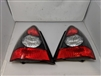 2008 Subaru Forester SPORTS Tail Light Pair