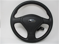 2008 to 2013 Subaru Forester, Impreza & WRX Steering Wheel with Cruise Controls 34312AG001JC