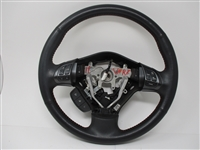 2009 to 2014 Subaru Impreza & WRX/STi Steering Wheel with Audio, Cruise & Bluetooth Controls 34312FG021JC