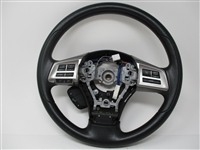 2012 to 2013 Subaru Crosstrek & Impreza Steering Wheel with Audio, Cruise & Bluetooth Controls 34312FJ000VH