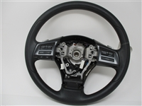 2009 to 2014 Subaru Crosstrek, Forester & Impreza Steering Wheel with Audio, Cruise & Bluetooth Controls 34312SG000VH