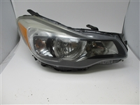 2012 to 2014 Subaru Impreza & Crosstrek LH Drivers Headlamp 84001FJ080