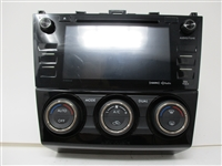 2018 Subaru WRX & STi Stereo Assembly with Ventilation Controls 86201VA830