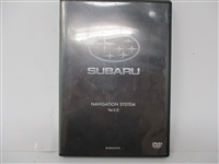 2008 to 2010 Subaru Legacy, Outback & Tribeca Navigation DVDs Version 3.0 86283AG23A