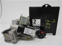 2013 Subaru BRZ Integrated Unit & Ignition with Key No ECU 88281CA200
