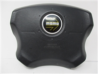 2002 to 2003 Subaru Impreza & WRX Drivers Airbag Assembly with Yellow Momo Cover 98211FE050ML