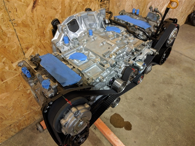 NEW 2008 To 2014 Subaru Impreza Wrx Engine