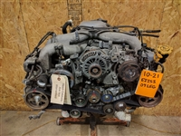 2006 to 2011 Subaru Impreza 2.5L Ej253 Egr Engine