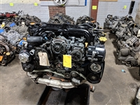 2007 to 2009 Subaru Outback XT Ej255 Dohc Engine