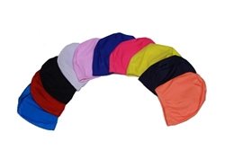 AquaPro 12 pack lycra swim caps