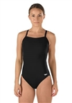 SOLID FLYBACK TRAINING SUIT - SPEEDO ENDURANCE+