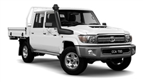 79 SERIES LANDCRUISER CENTRAL LOCKING KIT 4 DOOR DUAL CAB UTE - This is Central Locking Motors, Cables, Remote Controls and Wiring Harness for Toyota Landcruiser Central Locking and Keyless Entry System with everything need