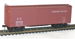 Accurail 1706 HO 36' Wood Boxcar Fishbelly LV 112-1706 ACU1706