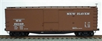 Accurail 46209 HO 40' Double Sheath Boxcar NH 112-46209 ACU46209