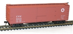 Accurail 4643 HO 40' USRA Double Sheath Boxcar L&NE 112-4643