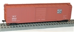 Accurail 5504 HO 50' Steel Boxcar WP 112-5504
