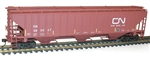 Accurail 6529 HO PS 4750 Covered Hopper CN 112-6529 ACU6529
