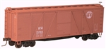 Accurail 70149 HO 40' Outside Brace Wood Boxcar B&M 112-70149 ACU70149