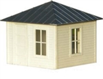 AMJ803 AM Models S Shed Kit #3 129-803