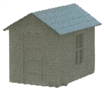 AM Models 804 S Shed Kit #4 129-804