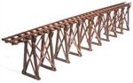 "American Model Builders 452 O Mine Trestling Laser-Cut Wood Kit 20"" 50.8cm Long 152-452"