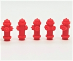 All Scale Miniatures 1600788 N Fire Hydrant 5/