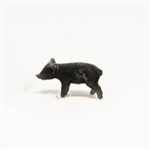 All Scale Miniatures 870807 HO Pigs Assorted Colors 5/