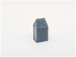 All Scale Miniatures 1600848 N Trash Can Square 5/