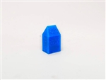 All Scale Miniatures 1600849 N Recycling Bin Square 5/