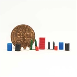 All Scale Miniatures 1600903 N Garage Detail Kit 15/