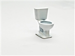 All Scale Miniatures 870912 HO Toilet 5/