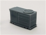 All Scale Miniatures 870914 HO Rooftop HVAC Unit 5/