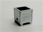 All Scale Miniatures 1600923 N Work Cart 5/