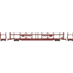 Athearn 15032 N F89-F Bi-Level Auto Rack Burlington CB&Q/BTTX #930171