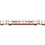 Athearn 15041 N F89-F Bi-Level Auto Rack Northern Pacific/BTTX #913435
