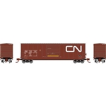 Athearn N 50' PS 5277 Box Canadian National CN #419140
