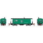 Athearn 24322 N Bay Window Caboose New York Central #21041