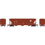 Athearn 25434 N PS 4427 Covered Hopper BNSF #416867