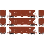 Athearn 25437 N PS 4427 Covered Hopper BNSF #(3)