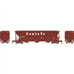 Athearn 25458 N PS 4427 Covered Hopper Santa Fe SF #311755