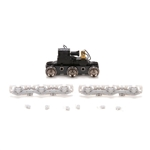 ATH40074 Athearn Inc HO Power Truck/Triple Clasp, SD/38/40/45 (1)