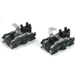 ATH46011 Athearn Inc HO Front/Rear Power Truck Set, M-Blomberg