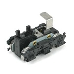 ATH46020 Athearn Inc HO Rear Power Truck, M-Blomberg