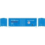 Athearn 67497 HO 40' Modernized Box Pickens PICK #20016