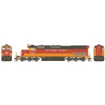 Athearn 72067 HO SD40T-2 Southern Pacific/Daylight #8229