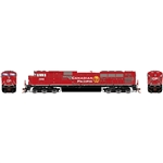 Athearn G75700 HO G2 SD70ACu Canadian Pacific CPR #7000