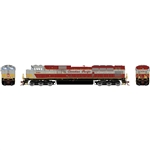Athearn G75702 HO G2 SD70ACu Canadian Pacific CPR #7010