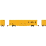 Athearn 6712 N 60' PS Auto Box Frisco SLSF #9005