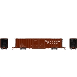 Athearn 6715 N 60' PS Auto Box Southern Pacific SP #621105