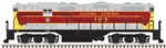 ATL10002921 Atlas Model Railroad Co. HO GP7 DCC/Snd AC #101 150-10002921